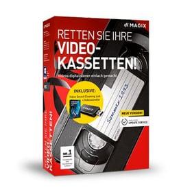 MAGIX Retten Sie Ihre Videokassetten 2019 [PC] (D) Fisico (Box) 785300139197 N. figura 1