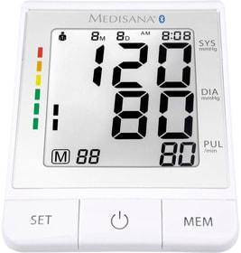 Misuratore di pressione del braccio superiore BU530 Connect Misuratore di pressione sanguigna Medisana 785300151494 N. figura 1