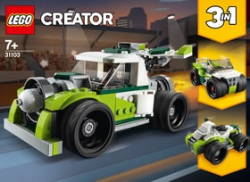 LEGO Creator 31103 Raketen-Truck 748733400000 Photo no. 1