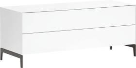 LUX Cassettone 400825100000 Dimensioni L: 120.0 cm x P: 46.0 cm x A: 49.5 cm Colore Bianco N. figura 1