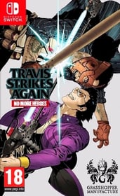 Switch - Travis Strikes Again: No More Heroes + Season Pass (F) Box 785300140682 Bild Nr. 1