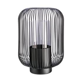 LEANDRO lanterna 396118500000 Dimensioni A: 36.0 cm Colore Nero N. figura 1