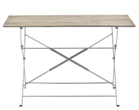 Table pliante BRAY, 120 cm