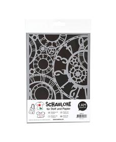 Schablone, DIN A5, Uhrwerk 666787700000 Bild Nr. 1