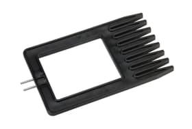 Peigne de serrage noir 636609400000 Photo no. 1