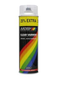 Clear Varnish 500 ml Klarlack MOTIP 620710000000 Bild Nr. 1