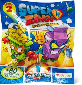 SuperZings Serie 2 One Pack 747503700000 Photo no. 1