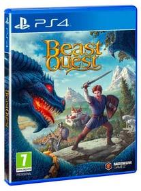 PS4 - Beast Quest D Box 785300130302 Photo no. 1