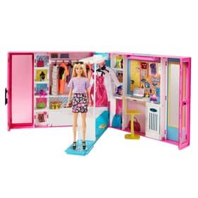 Dream Closet with Doll and Accessoires Ensemble de poupée Barbie 747949700000 Photo no. 1