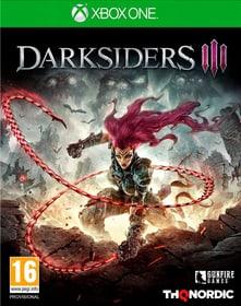Xbox One - Darksiders III (D/I) Box 785300138590 N. figura 1