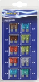 Flachstecksicherungen Set KFZ Sicherung Miocar 620416500000 Bild Nr. 1