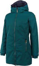 Valencien Damen-Trekkingjacke Trevolution 465799603663 Grösse 36 Farbe Dunkelgrün Bild-Nr. 1