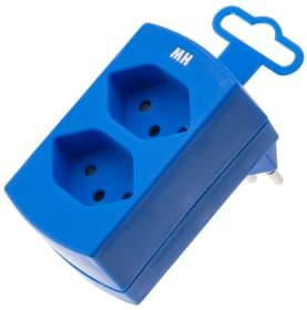 Spina multipla 2 x T13 azzurro