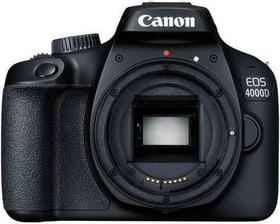 EOS 4000D noir Boîtier de l'appareil photo hybride Canon 785300134593 Photo no. 1