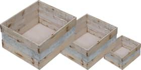 Holzkisten Set, 3 Stk. Kiste 657937000000 Bild Nr. 1