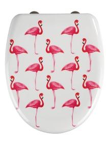 Sedile WC Flamingo WENKO 674044100000 N. figura 1