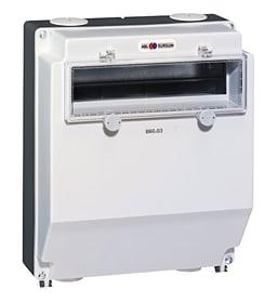 Boite distribution AP 310x260mm a fene. exec. inclinaison Verteiler ABL 612170200000 Photo no. 1