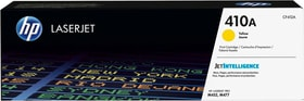 410A Toner gelb, 2300 Seiten (CF412A) Tonerkartusche HP 785300125245 Bild Nr. 1