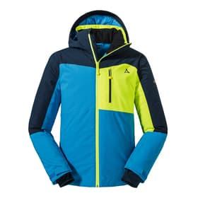 Ski Jacket Kaprun M Giacca da sci Schöffel 460373005444 Taglie 54 Colore turchese N. figura 1