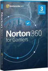 360 for Gamers 50GB 3 Device 12 Mesi Fisico (Box) Norton 785300156901 N. figura 1