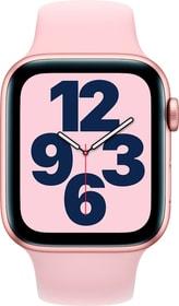 Watch SE GPS 44mm Gold Aluminium Pink Sand Sport Band Smartwatch Apple 785300155477 Bild Nr. 1