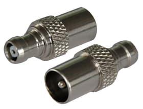 Adapter wiclic silber Wiclic Adapter Max Hauri 613185900000 Bild Nr. 1