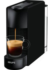Nespresso Essenza Mini Schwarz XN1108CH.WP Kapselmaschine Krups 717493200000 Bild Nr. 1