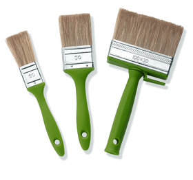 3tlg Pinselset Color Expert 661918900000 Bild Nr. 1