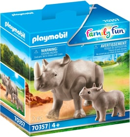 70357 Rinoceronte cucciolo PLAYMOBIL® 748031200000 N. figura 1