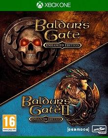 Xbox One - Baldur´s Gate: Enhanced Edition D Box 785300147103 Bild Nr. 1