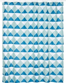 NAJA Rideau de douche 453152353440 Couleur Bleu Dimensions L: 180.0 cm x H: 180.0 cm Photo no. 1