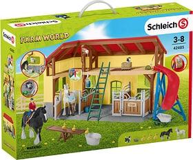 Écurie Schleich Sets de jeu Schleich 747489600000 Photo no. 1
