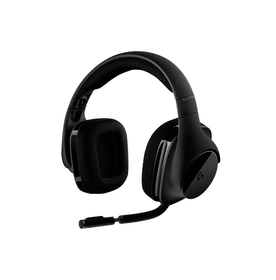 G533 casque micro gaming sans fil Headset Logitech G 785300124182 Photo no. 1