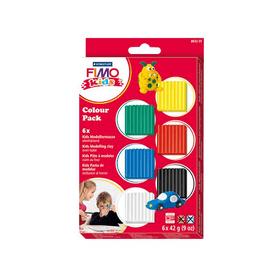 Kids materiale confezione basic Fimo 665553700000 N. figura 1