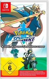 NSW - Pokémon Schwert inkl. Erweiterungspass Box Nintendo 785300155732 Bild Nr. 1