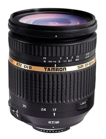 Tamron SP AF 17-50mm obiettivo per Nikon / Garanzia CH 10 anni