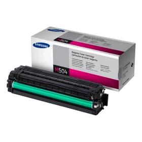Toner-Modul M504 CLP-415/CLX-4195 magenta Tonerkartusche Samsung 798504200000 Bild Nr. 1