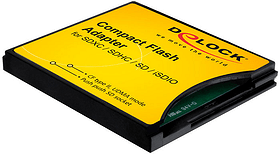 Compact Flash Adapter DeLock 785300135545 N. figura 1
