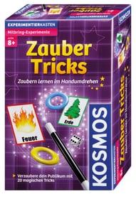Zauber-Tricks - Zaubern lernen im Handumdrehen (D) Experimentieren KOSMOS 748636390000 Sprache Deutsch Bild Nr. 1