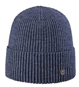 Damen-Mütze Mütze Areco 460541699943 Grösse one size Farbe marine Bild-Nr. 1
