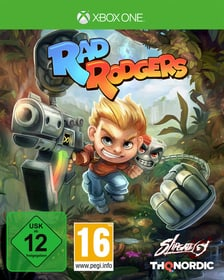 Xbox One Rad Rodgers Box 785300129013 Photo no. 1