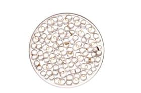 Farfalle 6,5mm kristall silber 17g 608131500000 Bild Nr. 1