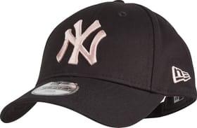 9Forty Kids Cap NY Cap New Era 466855055020 Grösse 55 Farbe schwarz Bild-Nr. 1