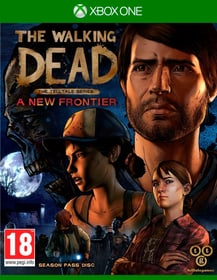 Xbox One - The Walking Dead - The Telltale Series: A New Frontier Box 785300121456 Bild Nr. 1
