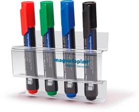 Manche p. Marker magnétique p. 4 Marker Tableau blanc Magnetoplan 785300154960 Photo no. 1