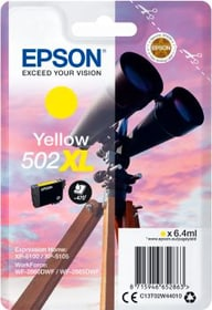 cartouche d'encre 502XL yellow Cartouche d'encre Epson 798559700000 Photo no. 1