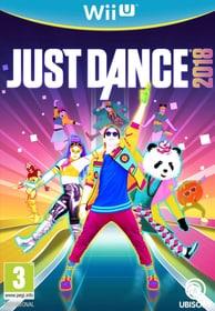 Wii U - Just Dance 2018 Box 785300128777 Photo no. 1