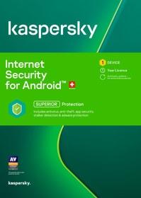 Internet Security for Android Kaspersky 785300147788 Bild Nr. 1