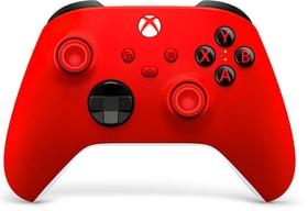 Xbox X Wireless Controller Pulse Red Controller Microsoft 785300157256 Bild Nr. 1