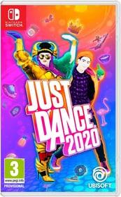 NSW - Just Dance 2020 Box 785300145704 Bild Nr. 1